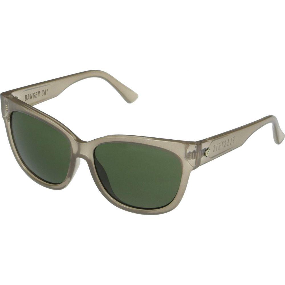 エレクトリック Electric Eyewear レディース メガネ・サングラス 【Danger Cat】Gloss Ash/Grey