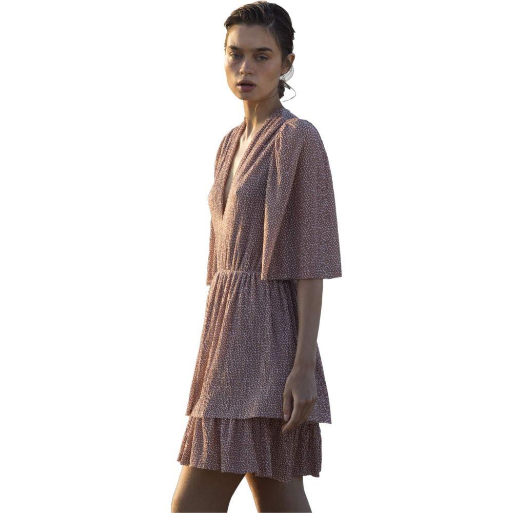 サビーナ ムサエフ Sabina Musayev レディース ワンピース ワンピース・ドレス【Briana Dress】White/Mocha