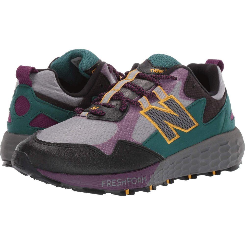 ニューバランス New Balance メンズ ランニング・ウォーキング シューズ・靴【Fresh Foam Crag v2】Castlerock/Black