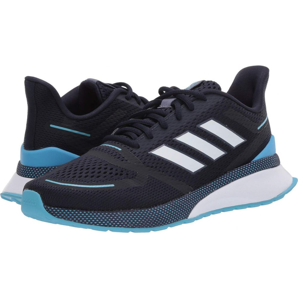 アディダス adidas Running メンズ ランニング・ウォーキング シューズ・靴【Nova Run】Legend Ink/Dash Grey/Bright Cyan