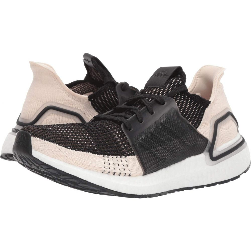 アディダス adidas Running メンズ ランニング・ウォーキング シューズ・靴【Ultraboost 19】Core Black/Linen/Crystal White