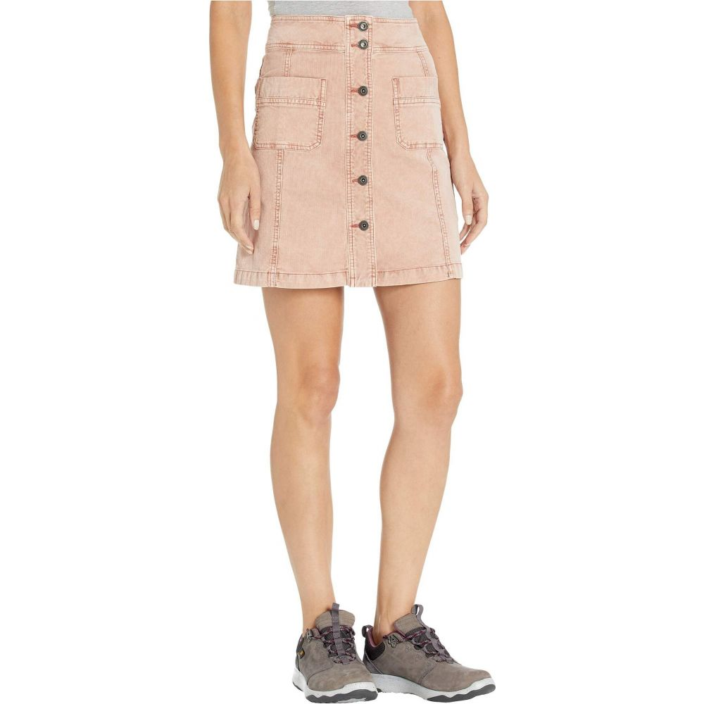 プラーナ Prana レディース スカート 【Merrigan Skirt】Champagne
