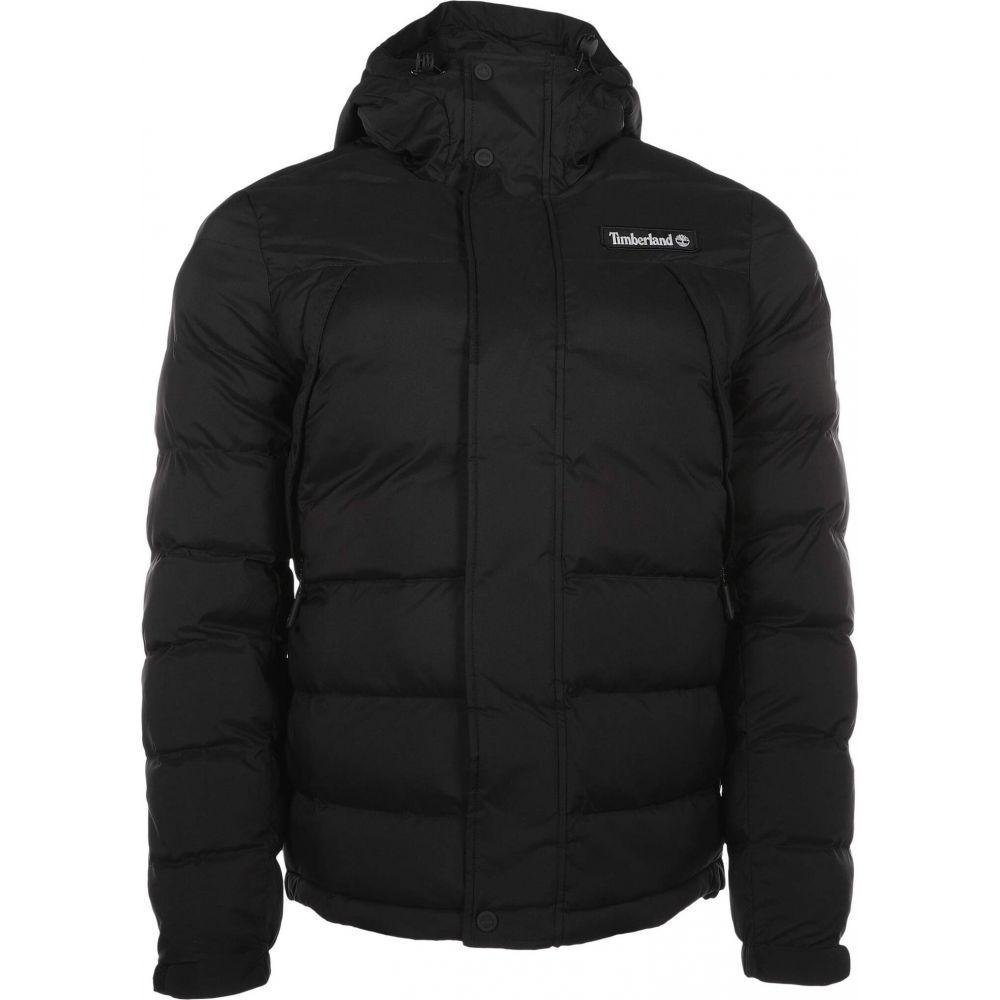 ティンバーランド Timberland メンズ ダウン・中綿ジャケット アウター【Outdoor Archive Puffer Jacket】Black