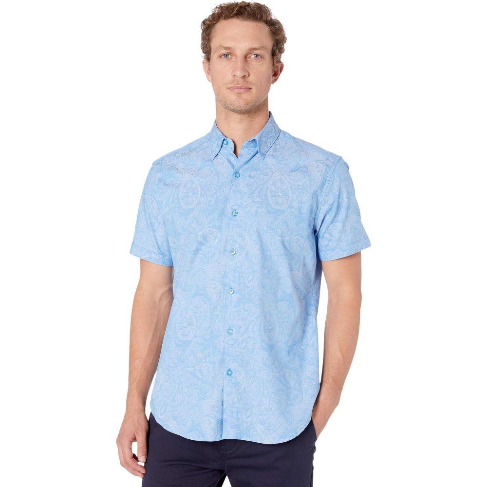 ロバートグラハム Robert Graham メンズ シャツ トップス【Andretti Button-Up Shirt】Light Blue