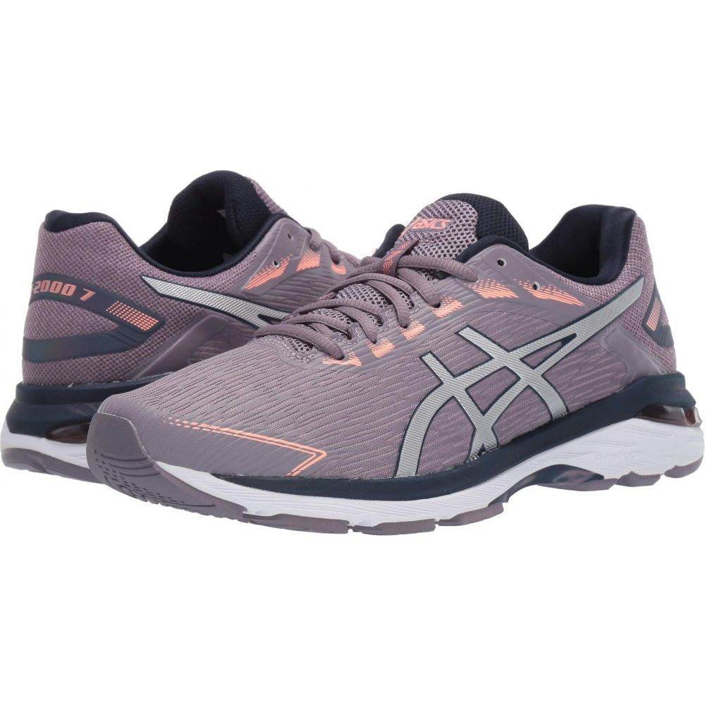 アシックス ASICS レディース ランニング・ウォーキング シューズ・靴【GT-2000 7】Lavender Grey/Silver