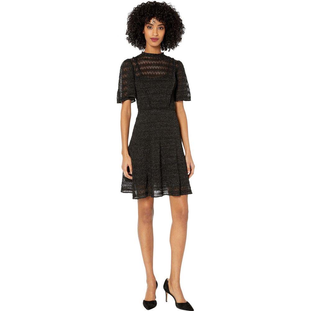 ミッソーニ M Missoni レディース ワンピース ワンピース・ドレス【United Lurex Dress】Black