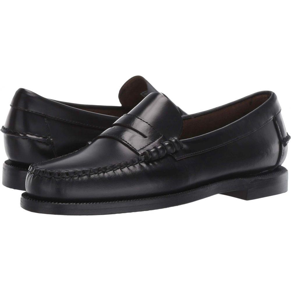 セバゴ Sebago レディース ローファー・オックスフォード シューズ・靴【Classic Dan】Black
