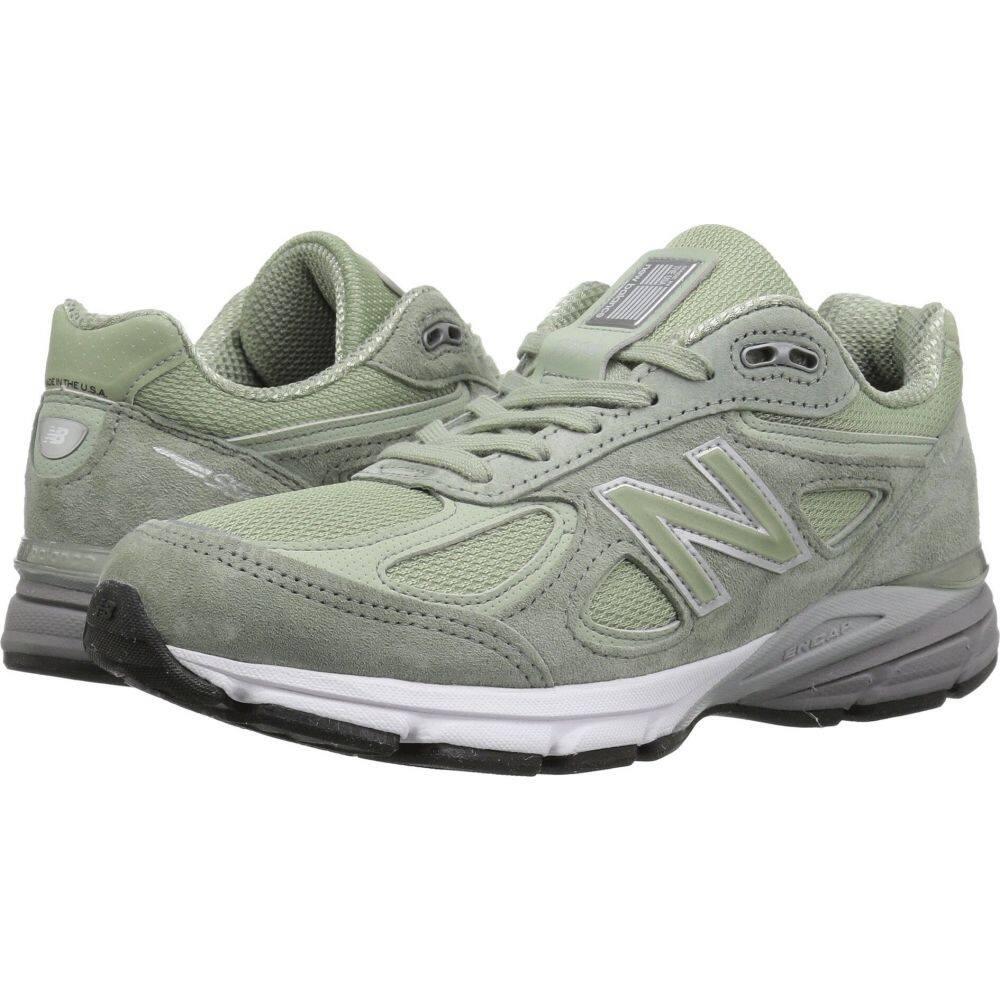 ニューバランス New Balance レディース ランニング・ウォーキング シューズ・靴【W990v4】Silver Mint/Silver Mint