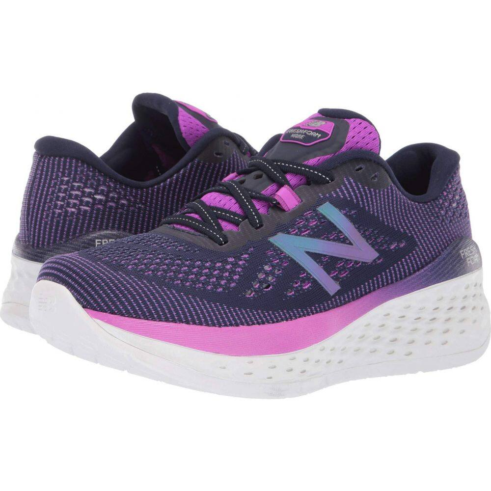 ニューバランス New Balance レディース ランニング・ウォーキング シューズ・靴【Fresh Foam More】Voltage Violet/Pigment