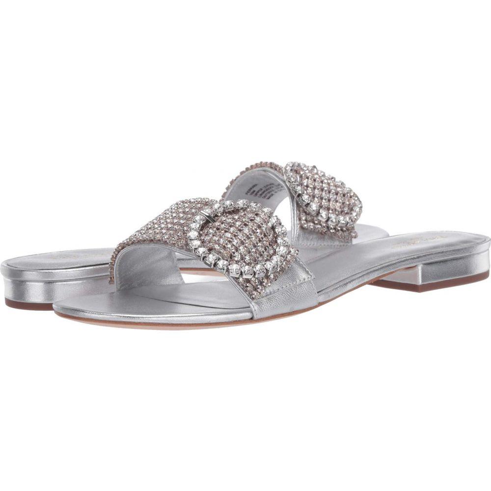 ケイト スペード Kate Spade New York レディース サンダル・ミュール シューズ・靴【Ferrara】Silver