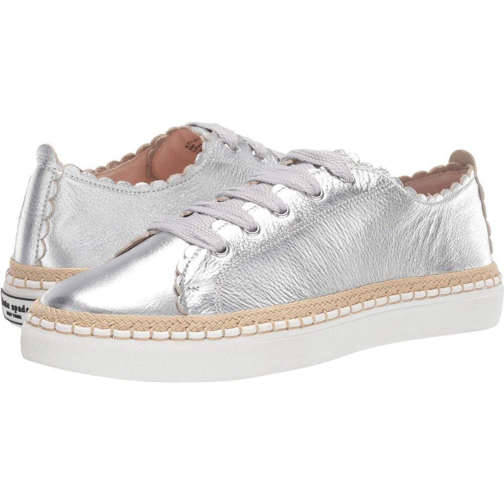 ケイト スペード Kate Spade New York レディース スニーカー シューズ・靴【Lena】Silver