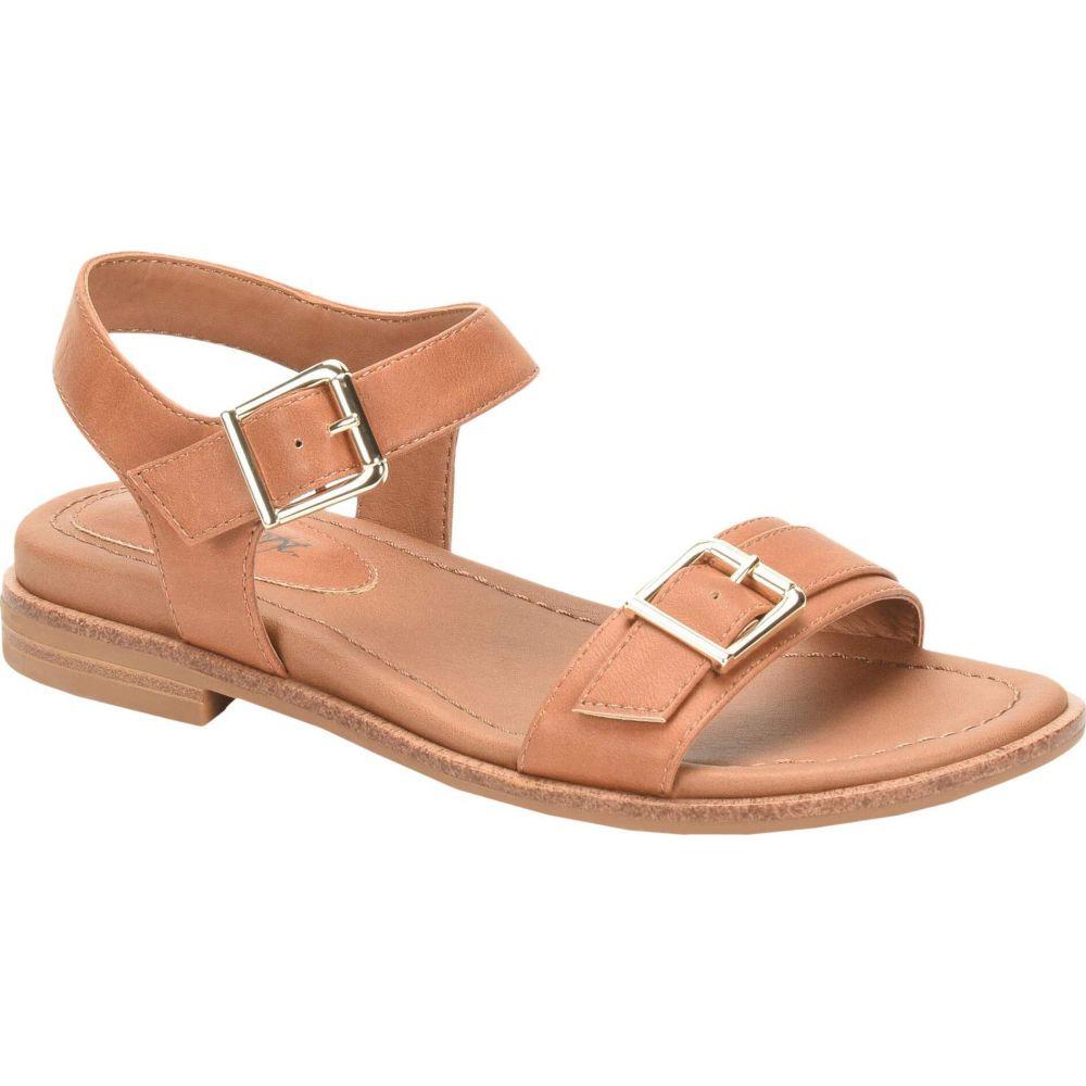 ユーロソフト EuroSoft レディース サンダル・ミュール シューズ・靴【Delta】Cognac