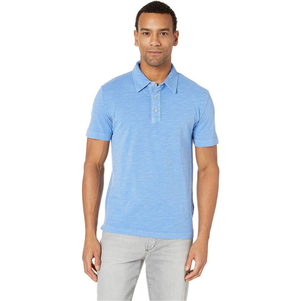 モドオードック Mod-o-doc メンズ ポロシャツ 半袖 トップス【Zuma Short Sleeve Polo】Delft