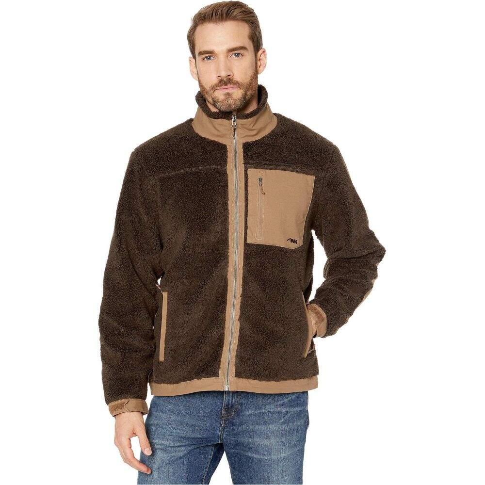 マウンテンカーキス Mountain Khakis メンズ フリース トップス【Fourteener Fleece Jacket】Coffee