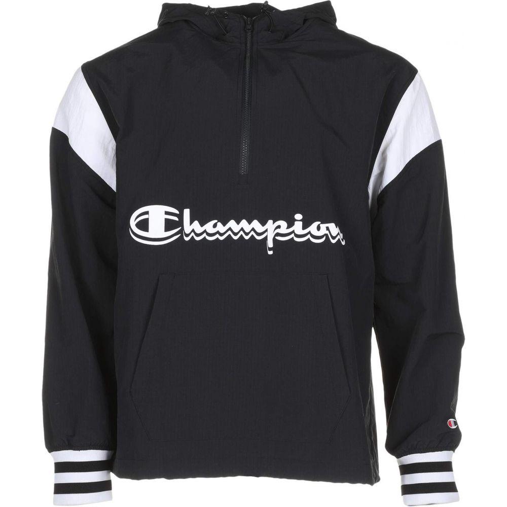 チャンピオン Champion メンズ ジャケット アウター【Manorak 2.0】Black