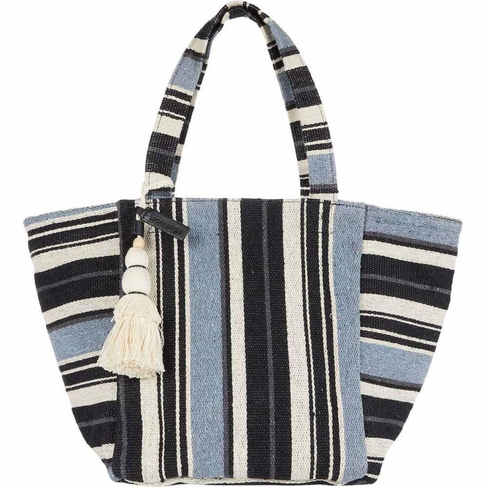 ラッキーブランド Lucky Brand レディース トートバッグ バッグ【Alzon Tote】Black Stripe:フェルマート