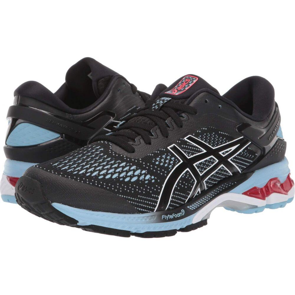 アシックス ASICS レディース ランニング・ウォーキング シューズ・靴【GEL-Kayano 26】Black/Heritage Blue