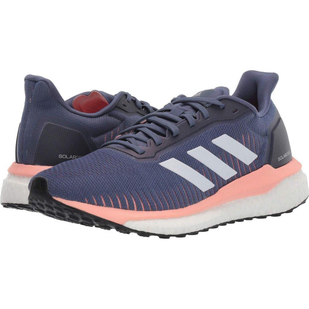 アディダス adidas Running レディース ランニング・ウォーキング シューズ・靴【Solar Drive 19】Tech Ink/Footwear White/Glow Pink
