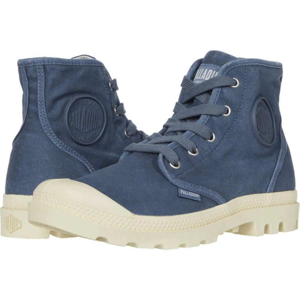 パラディウム Palladium レディース ブーツ シューズ・靴【Pampa Hi】Blue Denim