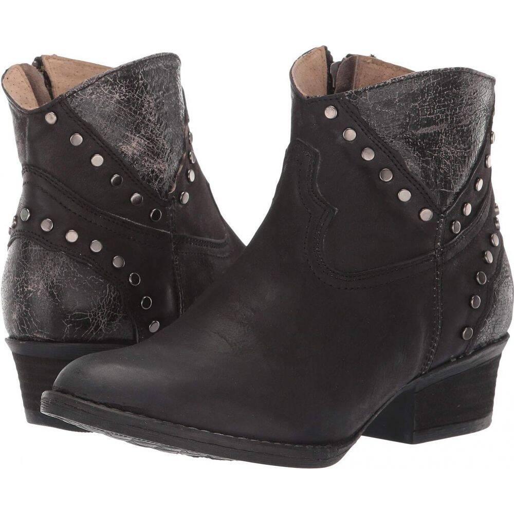 コラル Corral Boots レディース ブーツ シューズ・靴【Q5054】Black