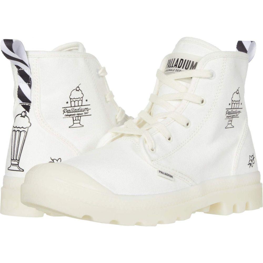 パラディウム Palladium レディース ブーツ シューズ・靴【Pampa Hi Shake】Marshmallow