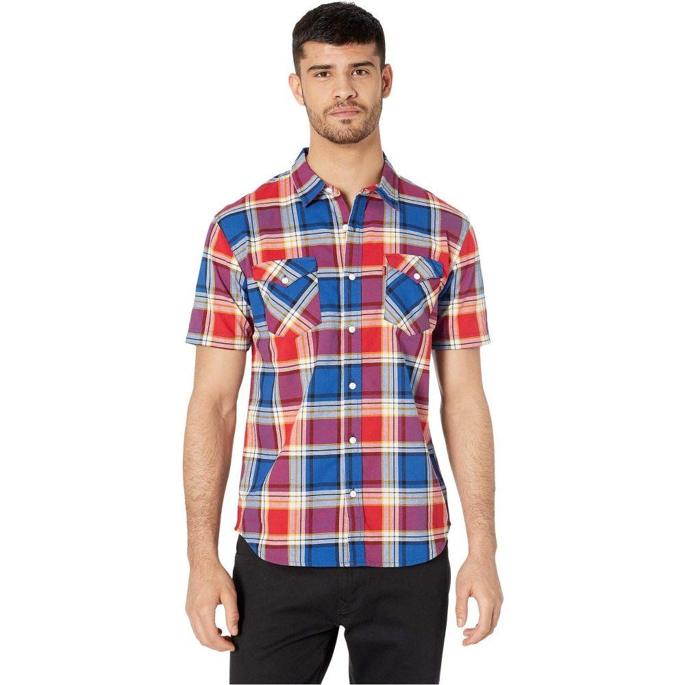 リーバイス Levi's メンズ 半袖シャツ トップス【Beered Short Sleeve Woven Shirt】Lychee