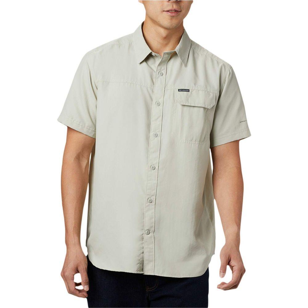 コロンビア Columbia メンズ 半袖シャツ トップス【Smith Creek Woven Short Sleeve Shirt】Pixel