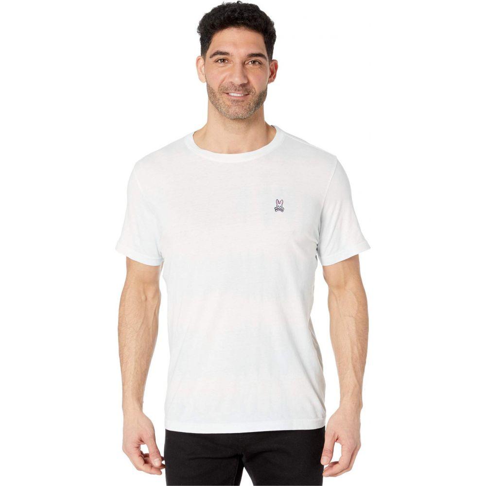 サイコバニー Psycho Bunny メンズ Tシャツ トップス【Tenby T-Shirt】Forgetmenot