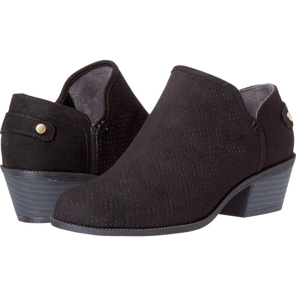 ドクター ショール Dr. Scholl's レディース ブーツ シューズ・靴【Bandit】Black Microfiber Perf