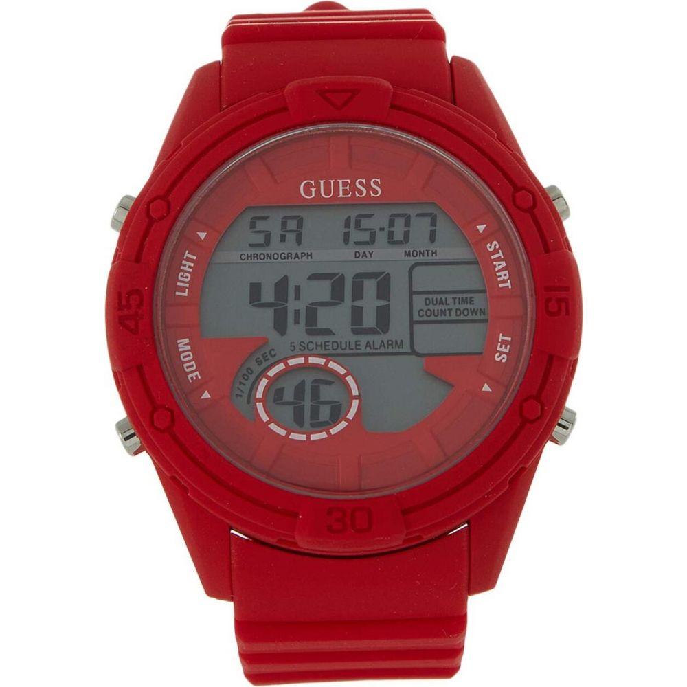 ゲス GUESS レディース 腕時計 【U1281L3】Red