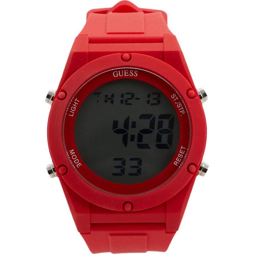 ゲス GUESS レディース 腕時計 【U1282L3】Red