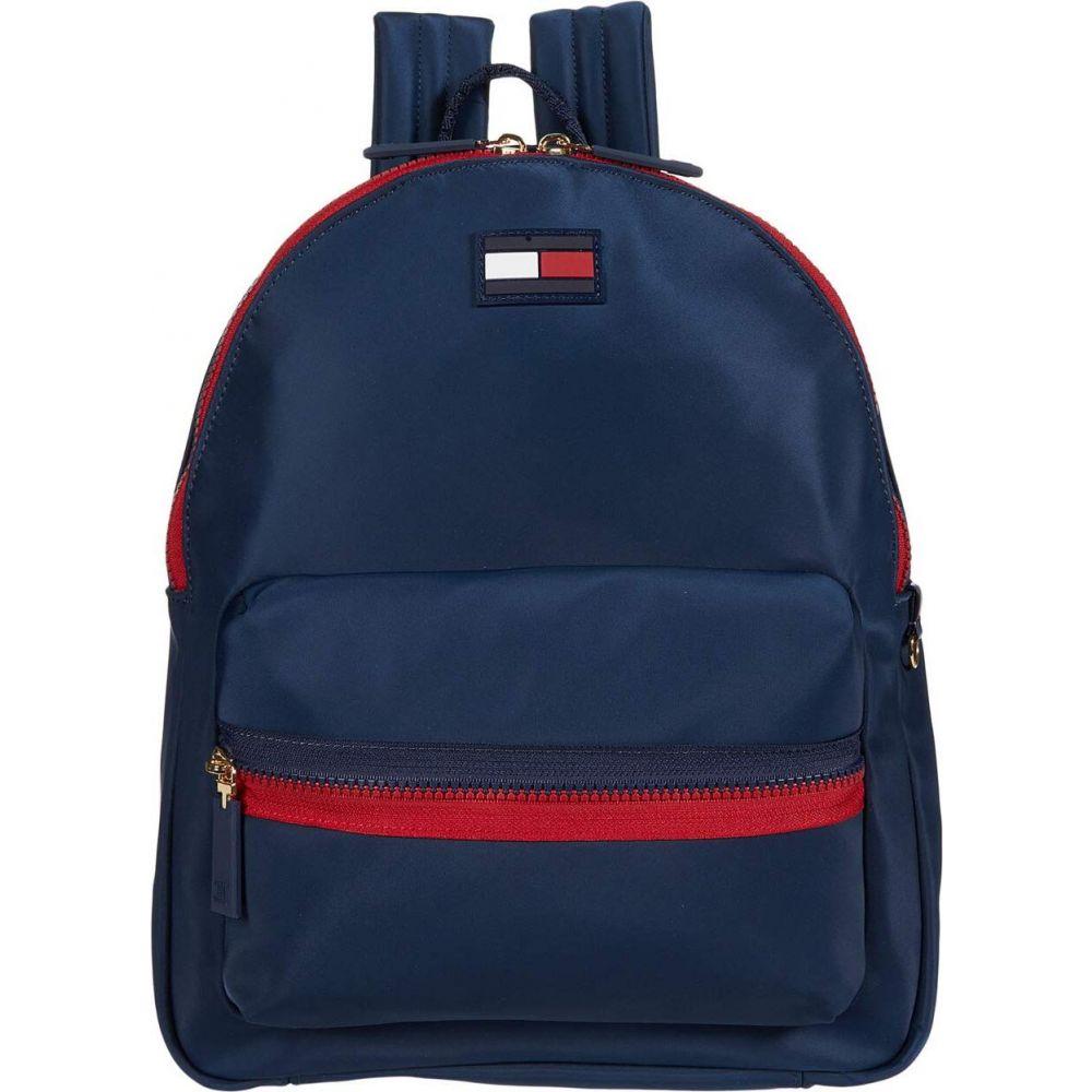 トミー ヒルフィガー Tommy Hilfiger レディース バックパック・リュック バッグ【Leah 1.5 Backpack】Tommy Navy