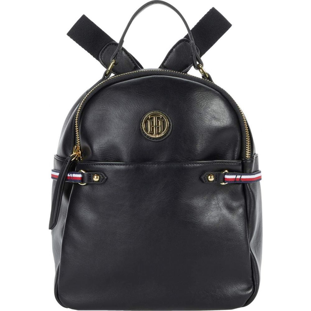 トミー ヒルフィガー Tommy Hilfiger レディース バックパック・リュック バッグ【Sadie 1.5 Backpack】Black