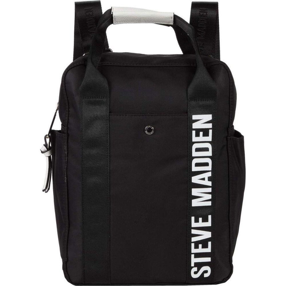スティーブ マデン Steve Madden レディース バックパック・リュック バッグ【Briya Backpack】Black