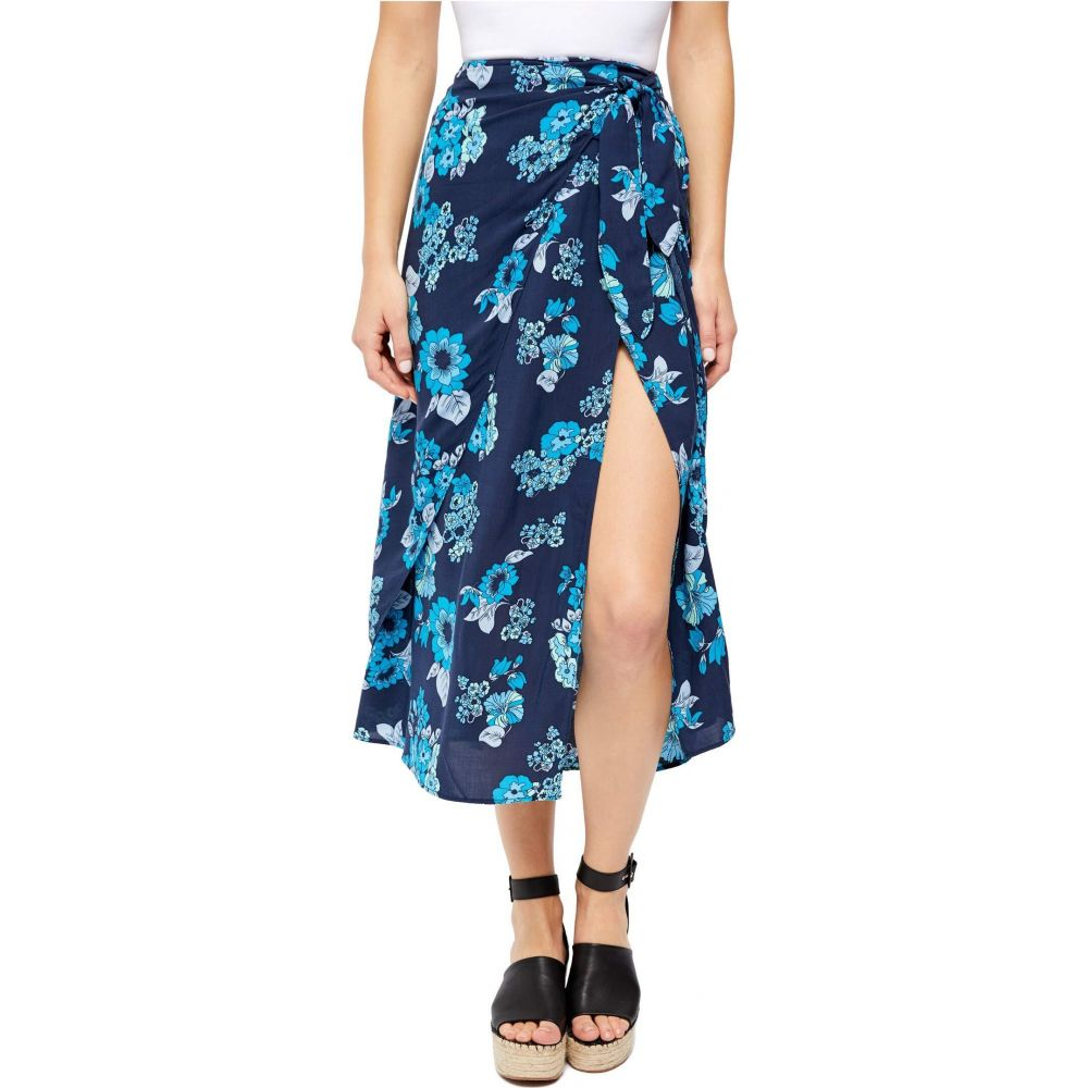 フリーピープル Free People レディース スカート 【Sunray Sarong Skirt】Blue Combo