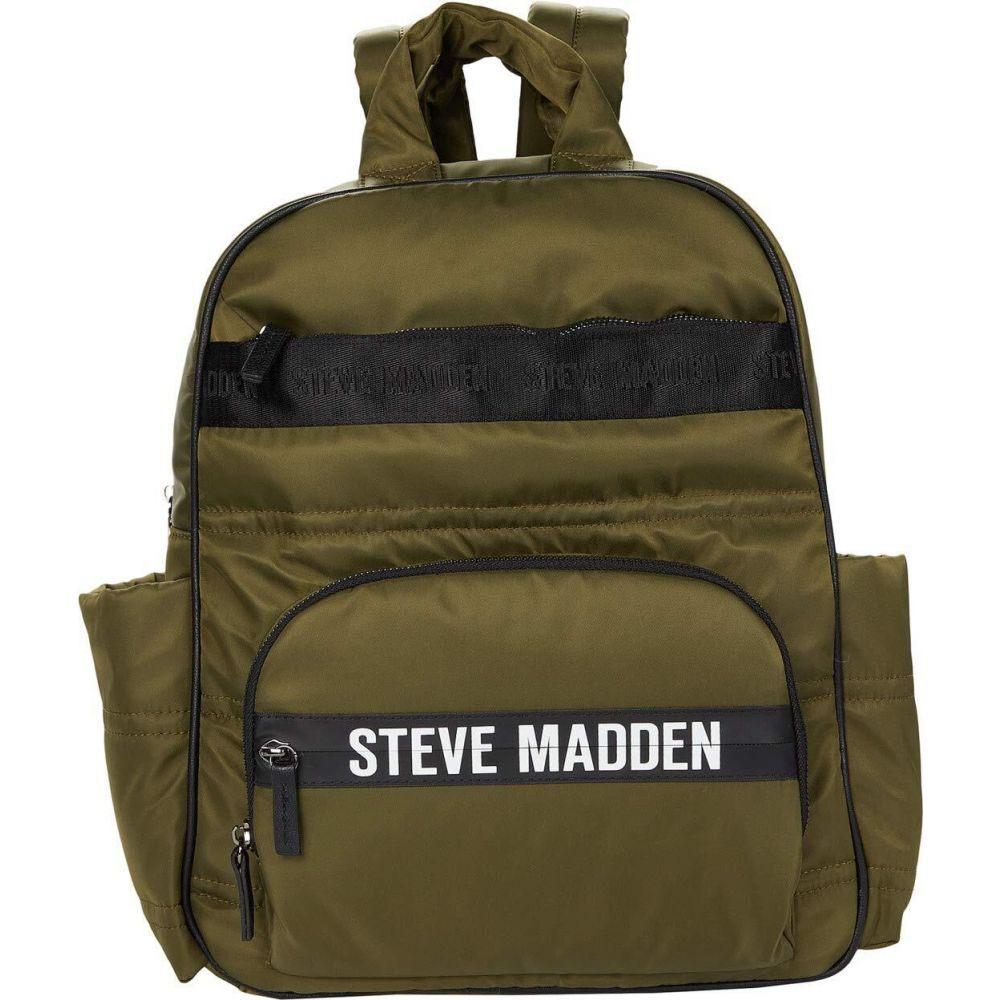 スティーブ マデン Steve Madden レディース バックパック・リュック バッグ【Bbrighton Backpack】Olive