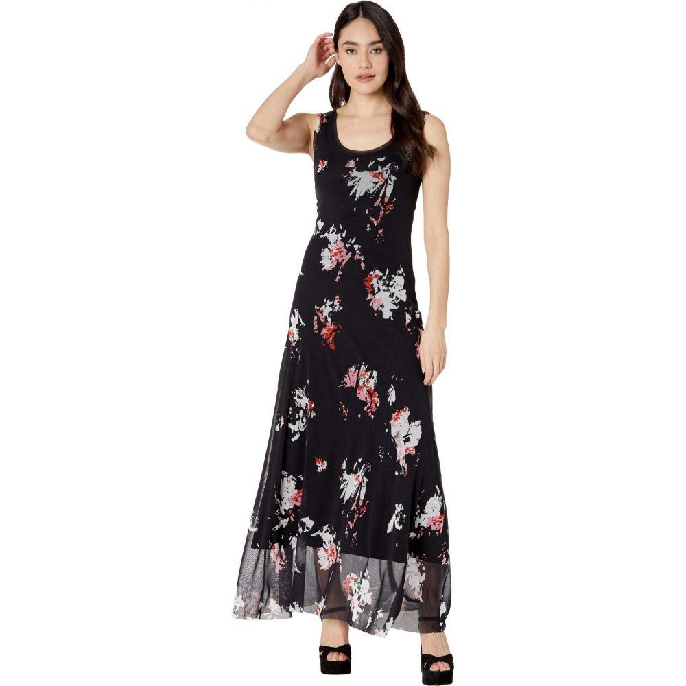 ファジー FUZZI レディース ワンピース タンクドレス ワンピース・ドレス【Long Tank Dress】Black