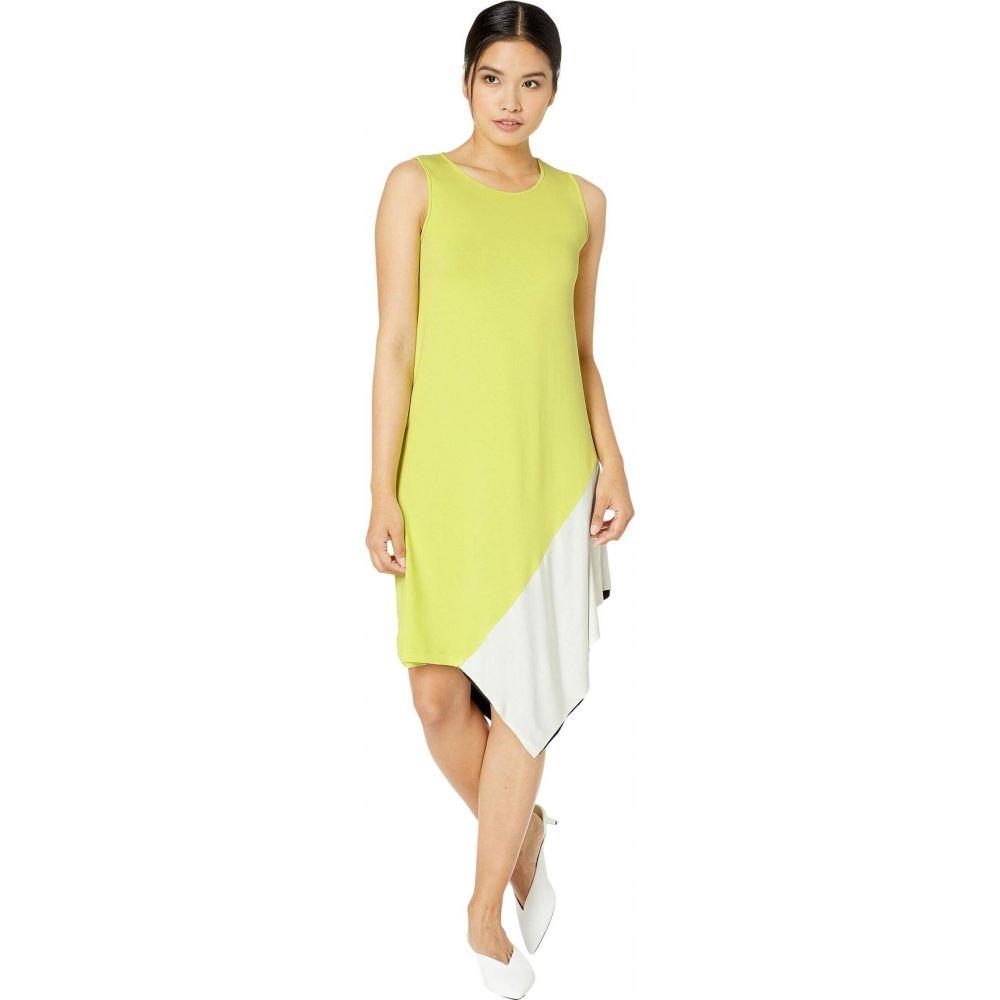 ファジー FUZZI レディース ワンピース ワンピース・ドレス【Color Block Cotton Jersey Dress】Multi