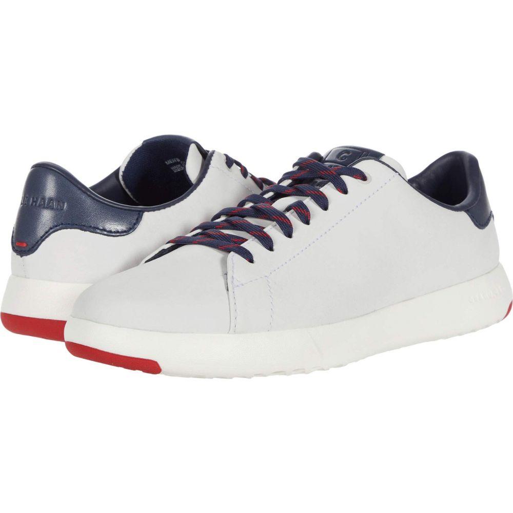 コールハーン Cole Haan メンズ スニーカー シューズ・靴【GrandPro Tennis Sneaker】Navy Nubuck/Teal
