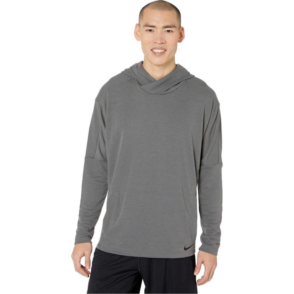 ナイキ Nike メンズ パーカー トップス【Dry Hoodie Pullover Hyper Dry】Iron Grey/Black