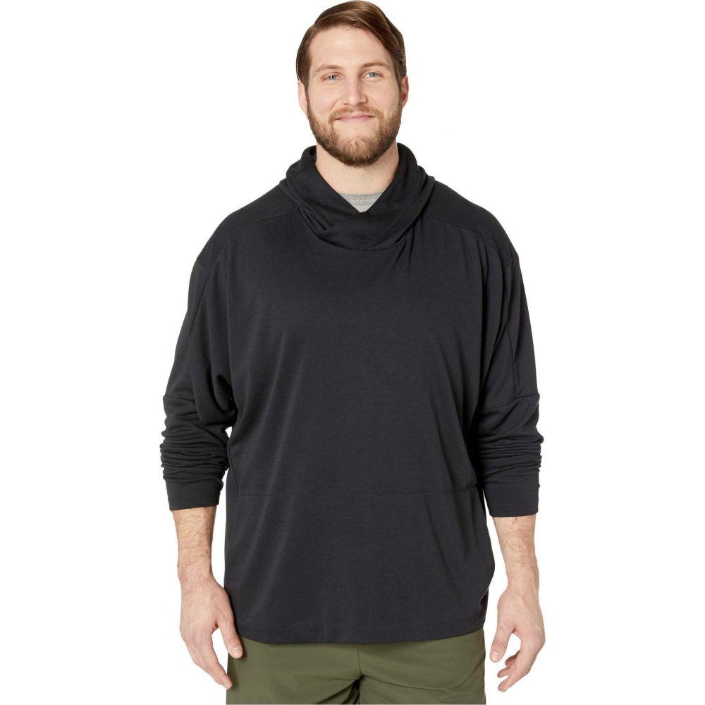 ナイキ Nike メンズ パーカー 大きいサイズ トップス【Big & Tall Dry Hoodie Pullover Hyperdry】Black/Black