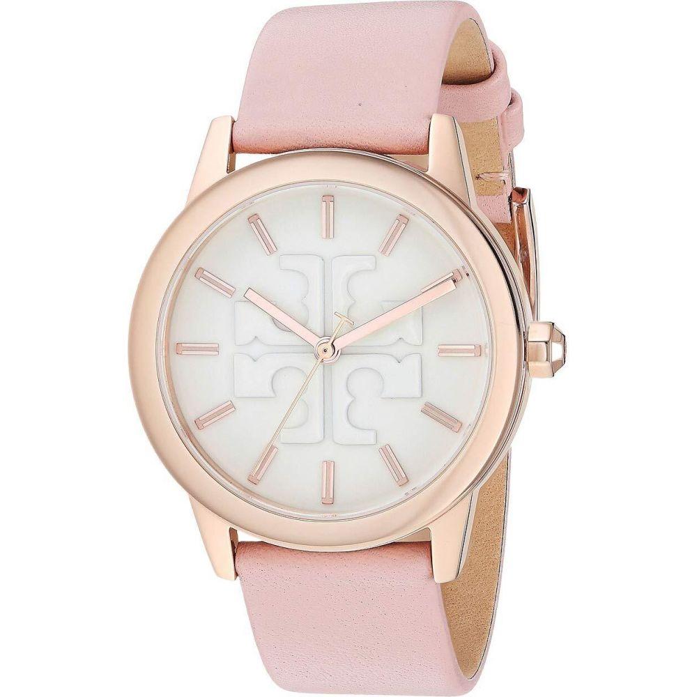 トリー バーチ Tory Burch レディース 腕時計 【Gigi Leather Watch Set】Pink - TBW2009