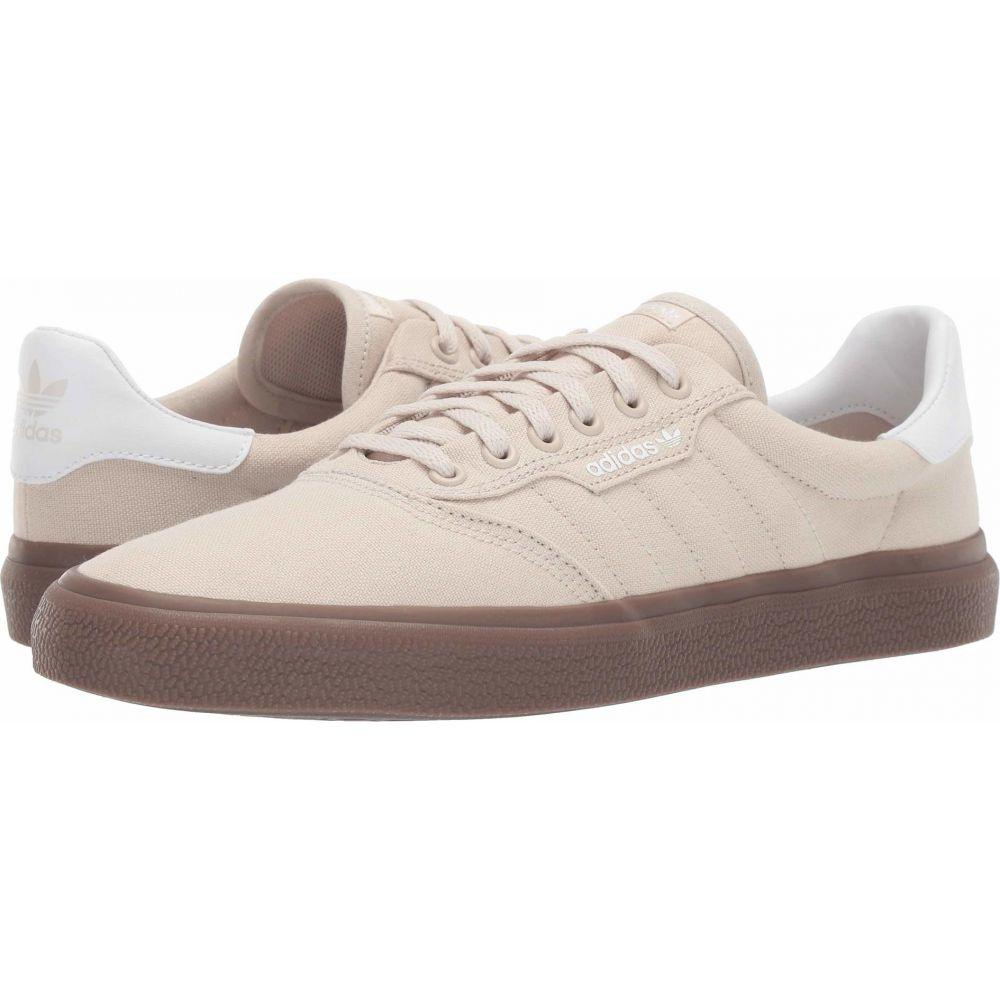 アディダス adidas Skateboarding メンズ スニーカー シューズ・靴【3MC】Clear Brown/Footwear White/Gum