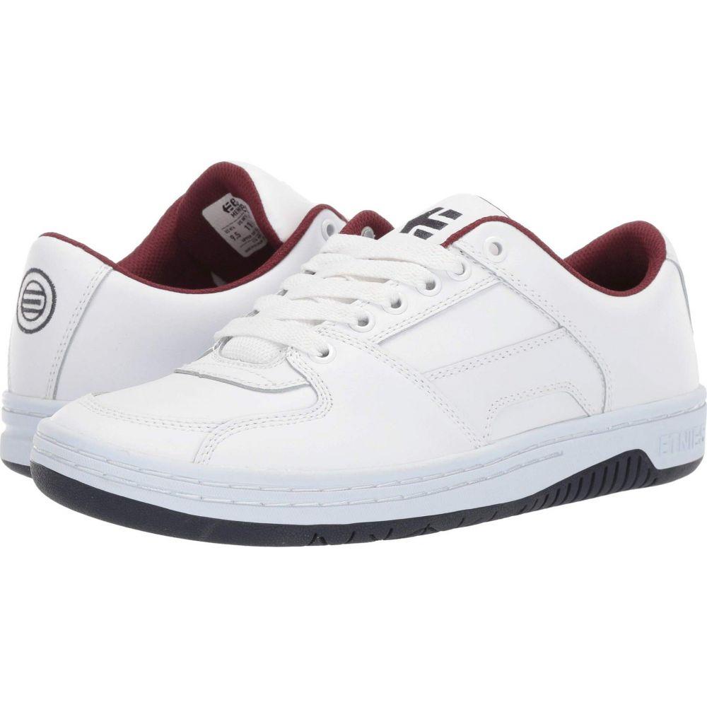 エトニーズ etnies メンズ スニーカー シューズ・靴【Senix Lo】White/Navy/Red