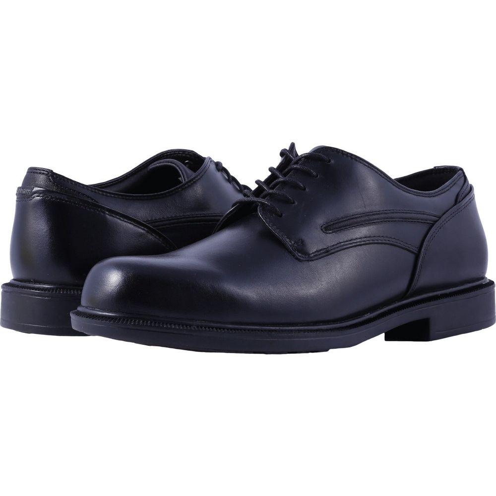 ダナム Dunham メンズ 革靴・ビジネスシューズ シューズ・靴【Burlington Waterproof】Black