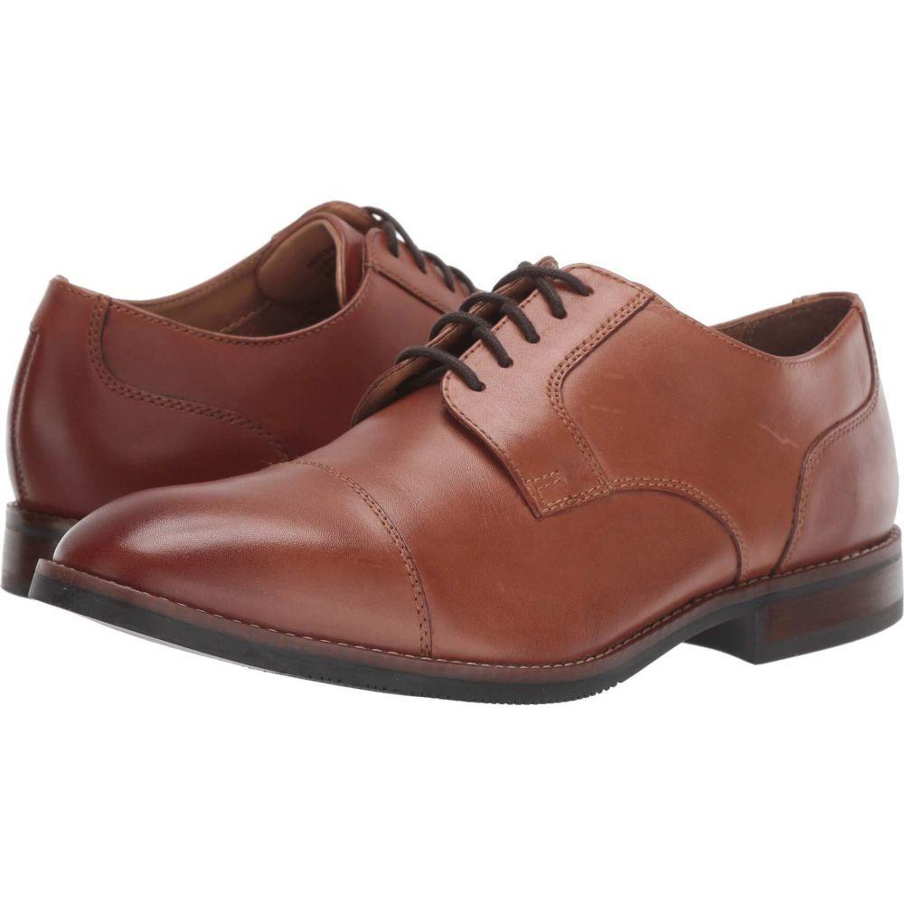 ナンブッシュ Nunn Bush メンズ 革靴・ビジネスシューズ シューズ・靴【Fifth Ave Cap Toe】Cognac