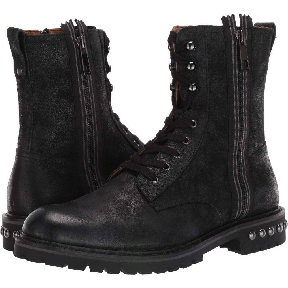 スティーブ マデン Steve Madden メンズ ブーツ シューズ・靴【Zuko Boot】Black Leather