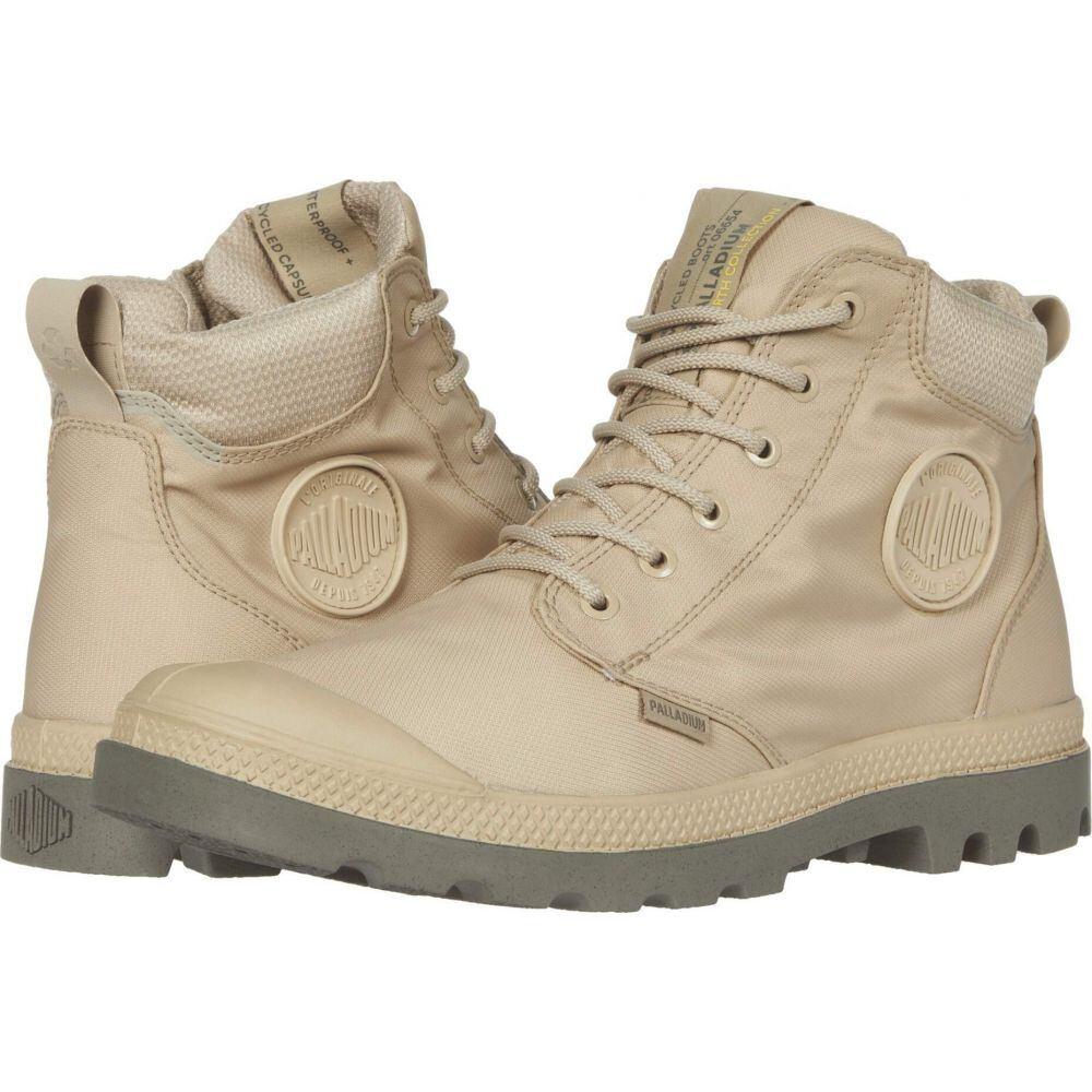 パラディウム Palladium メンズ ブーツ シューズ・靴【Pampa Cuff Recycle Wp+】Safari