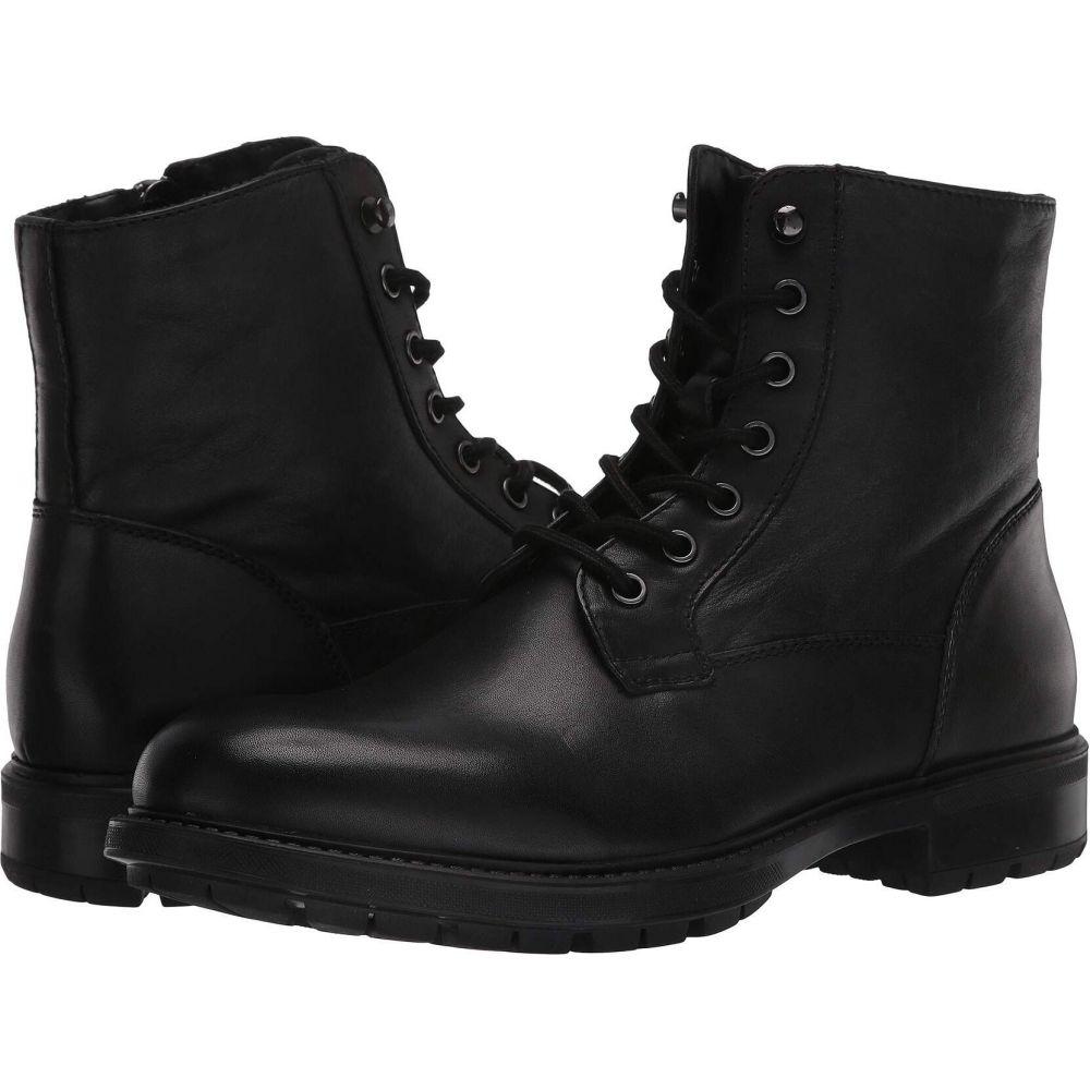 スティーブ マデン Steve Madden メンズ ブーツ シューズ・靴【Self Made Bron】Black Leather