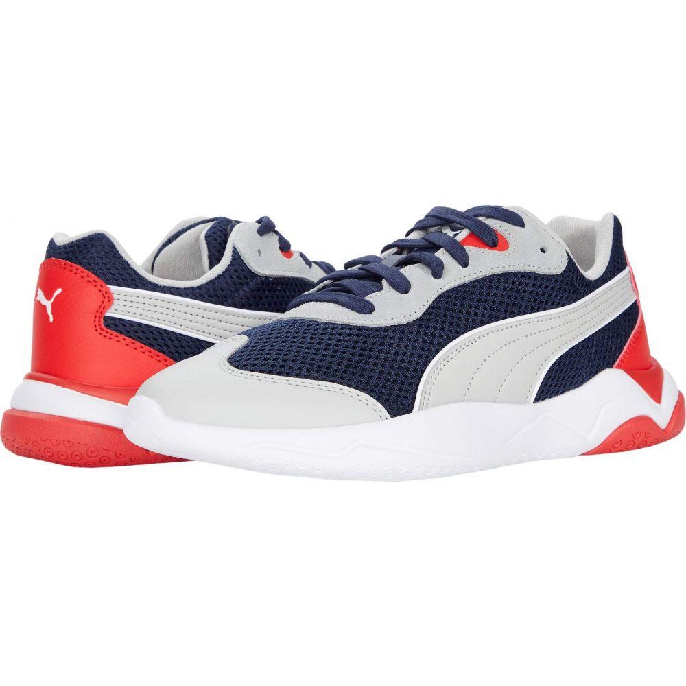 プーマ PUMA メンズ スニーカー シューズ・靴【Ekstra】Peacoat/High-Rise/Puma White/High Risk Red